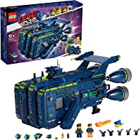 LEGO Movie 2 The Rexcelsior! 70839 Playset Toy