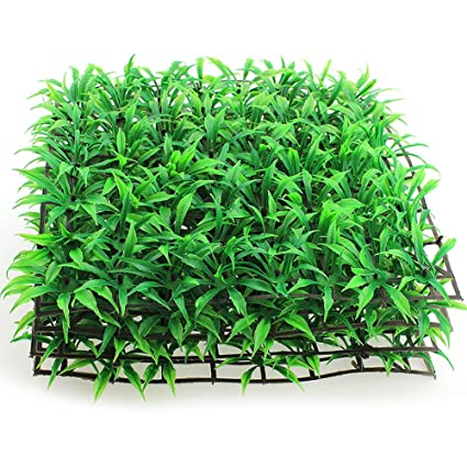 dragonaur césped artificial césped pecera acuario plástico plantas ornamentos