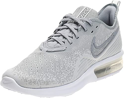 nike air max sequent 2 bianche