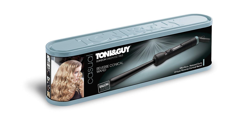 Toni and Guy tgir19 20uk Reverse rizador de pelo con forma cónica: Amazon.es: Salud y cuidado personal