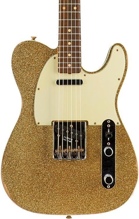 Fender Custom Shop 1962 Telecaster Custom, Relic GLS · Guitarra eléctrica