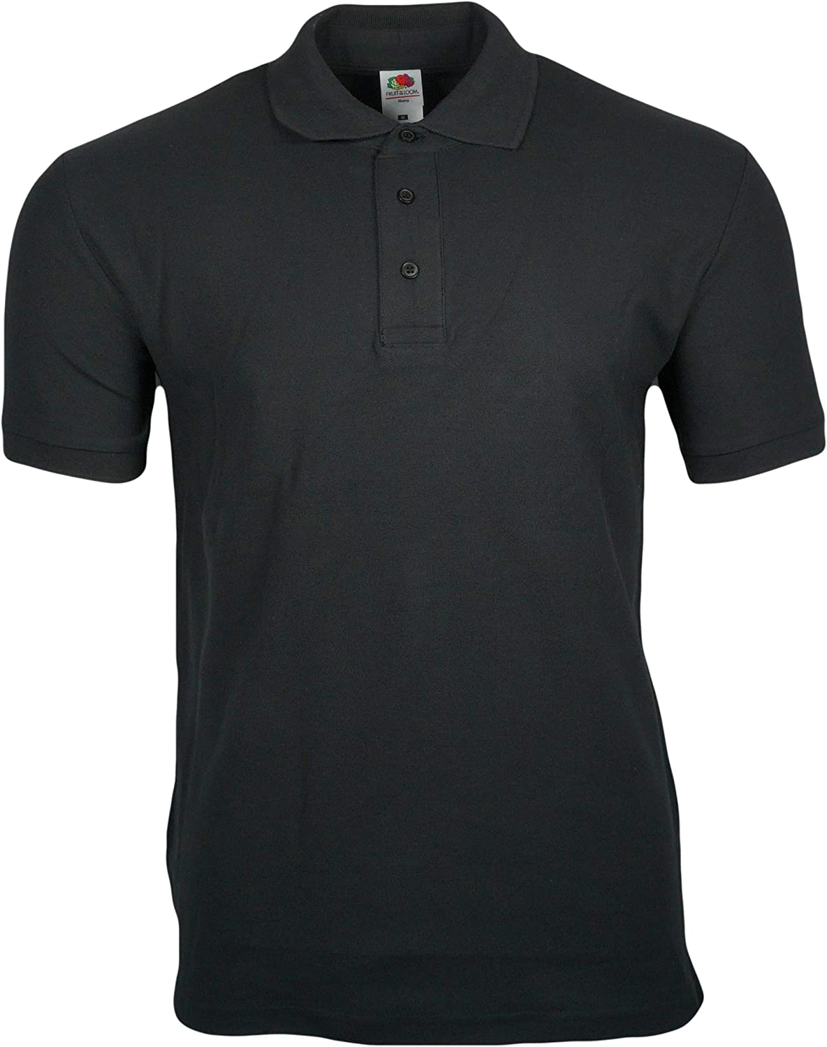 Fruit of the Loom Short-sleeved Polo Shirt