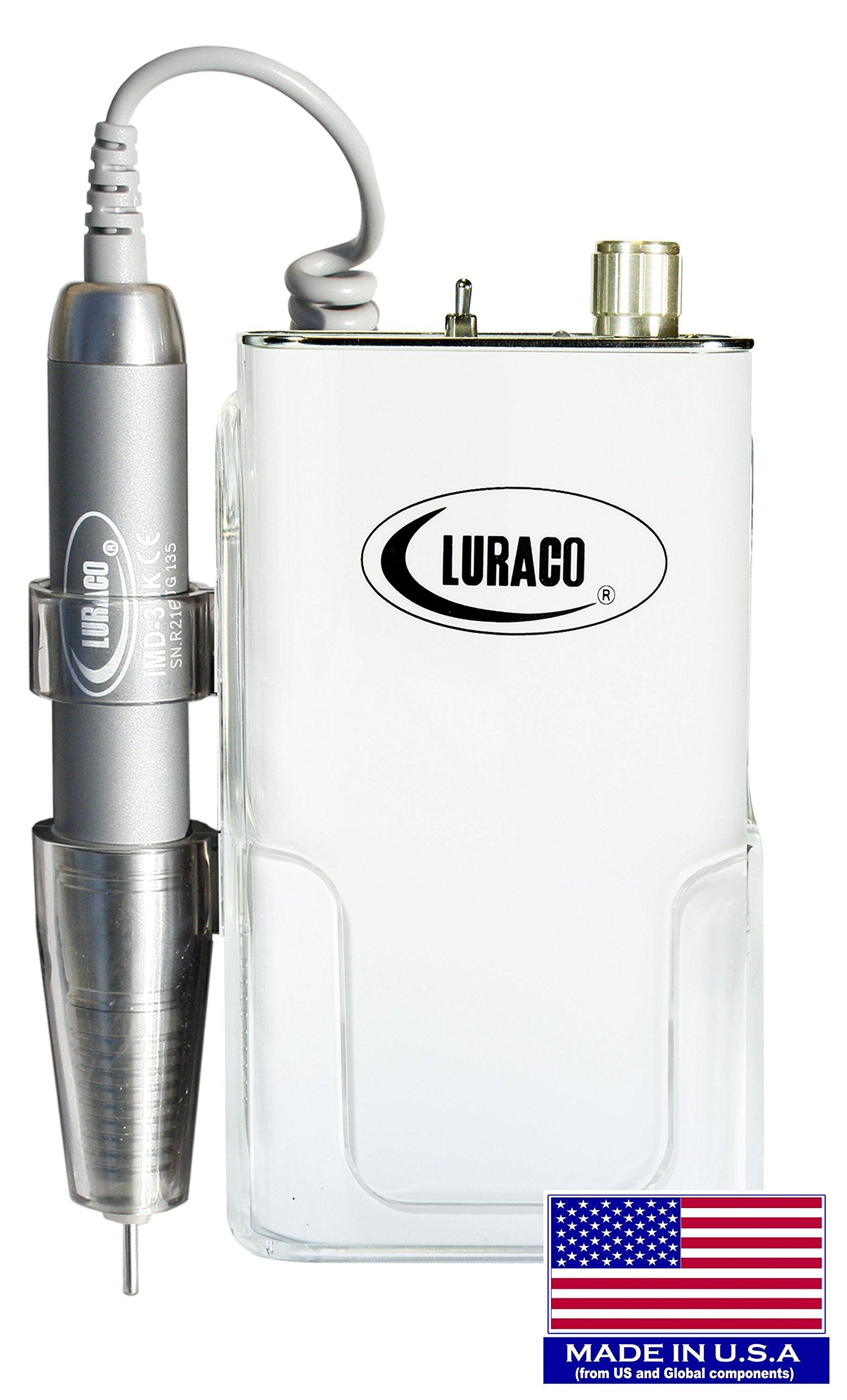Luraco Pro-30K Electric Nail File (Drill)- White