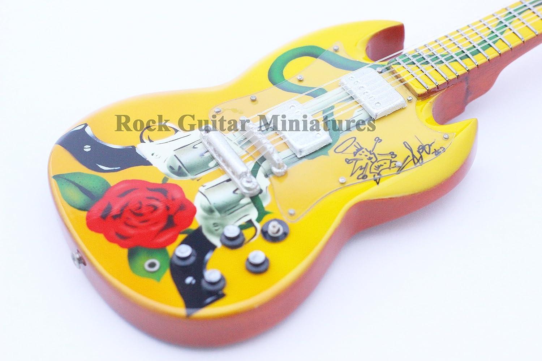 RGM138 Slash GUNS N ROSES Guitarra en miñatura: Amazon.es: Electrónica