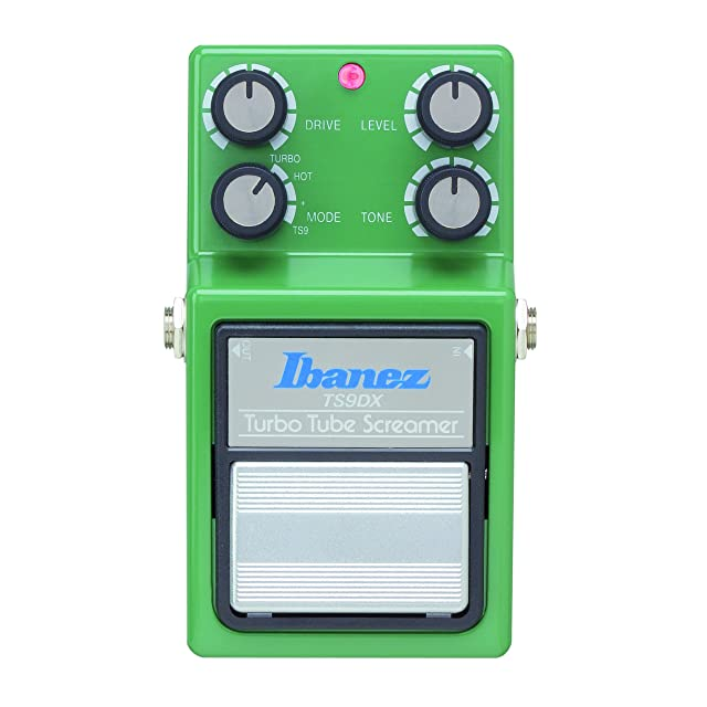 エフェクター画像 Ibanez TS9DX Turbo Tubescreamer