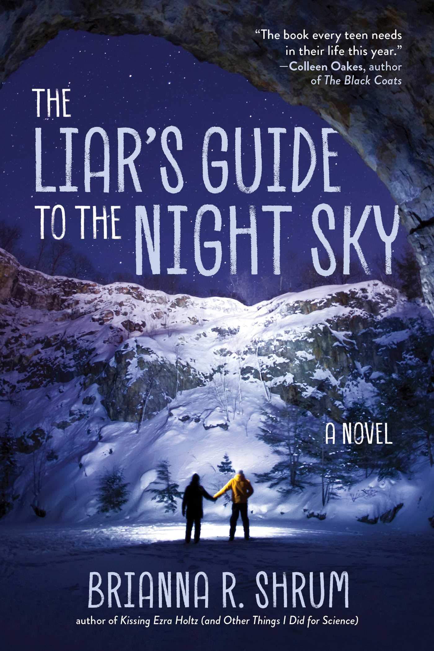 Amazon.com: The Liar's Guide to the Night Sky: A Novel (9781510757806):  Shrum, Brianna R.: Books
