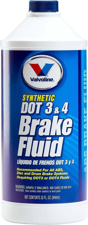 Valvoline 601458 Brake Fluid