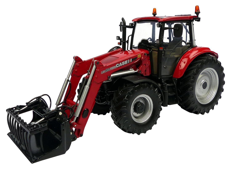 Universal Hobbies uh4273 – Traktor – Case Farmall U 115 mit vordere Fahrradgabel – Echelle 1/32 – rot