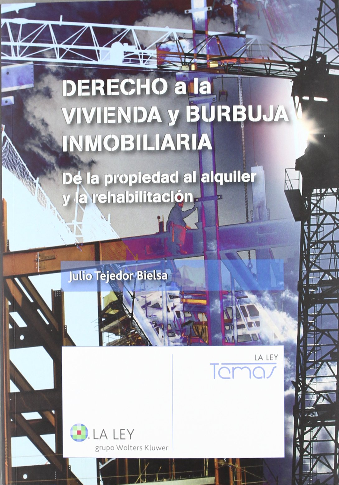 Derecho a la vivienda y burbuja inmobiliaria Temas La Ley: Amazon.es: Tejedor Bielsa, Julio, Parejo Alfonso, Luciano: Libros