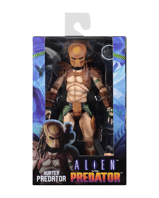 NECA- Hunter Arcade 20 cm Scale Action Figure Alien Vs ...