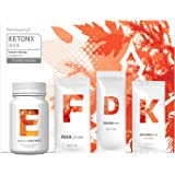 Ketopia 10 Day Reset Pack - Enter Nutritional Ketosis in Less Than 1 Hour (Chocolate)