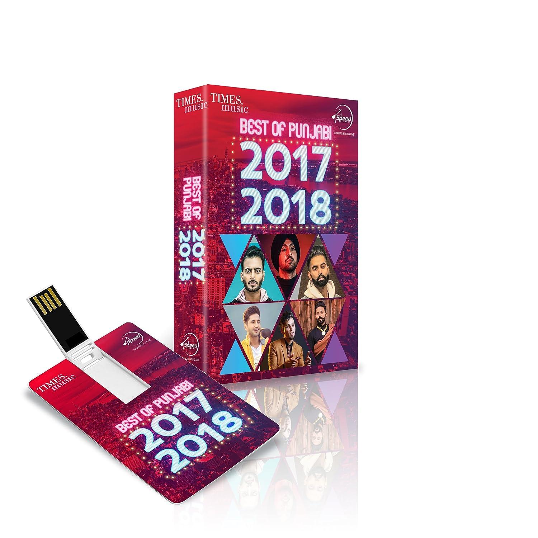 Buy Music Card: Best of Punjabi 2017-2018 - 320 Kbps Mp3