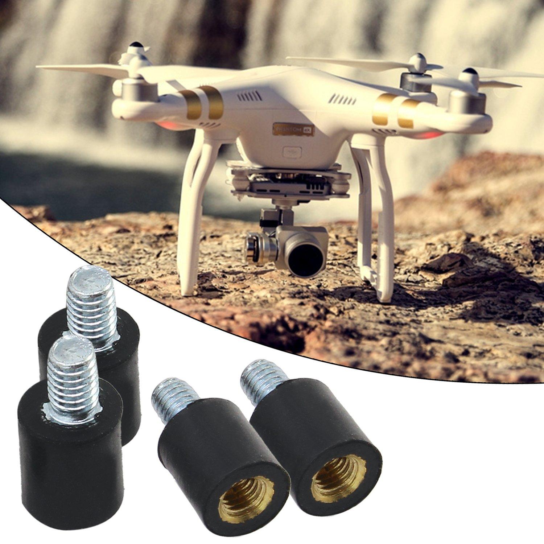 KEESIN 10 piezas M3 FPV Drone Vuelo controlador Antivibración Fija ...