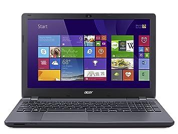"""Acer Aspire E5-571 1.7GHz i3-4005U 15.6"""" Gris - Ordenador portátil"""