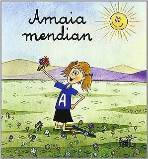 Amaia (Dilindan Ipuinak): Amazon.es: Solas, Maria Jose: Libros
