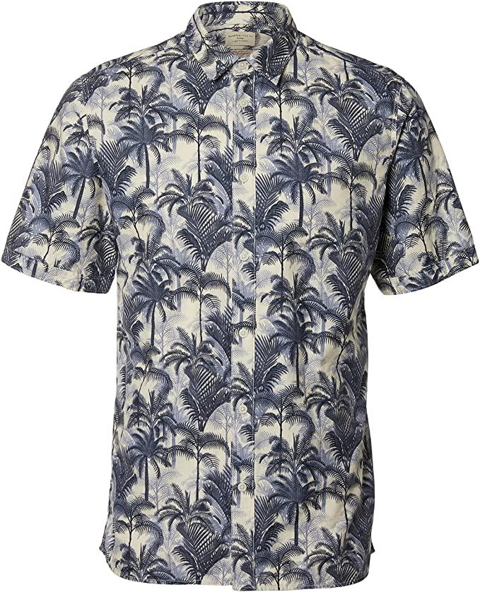 Selected Camisa Playera Hombre Shhtwomax (XXL - Estampado): Amazon.es: Ropa y accesorios