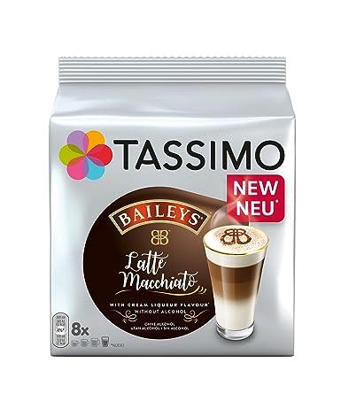 Tassimo Baileys Latte Macchiato (1 pack of 16 pods, 8 servings)