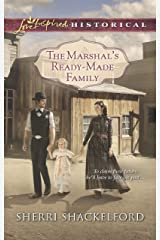 The Marshal's Ready-Made Family (Prairie Courtships Book 2) Kindle Edition