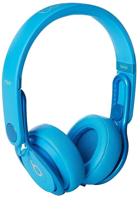 Amazon.com: Beats Mixr On-Ear Headphone - Light Blue: Home Audio ...