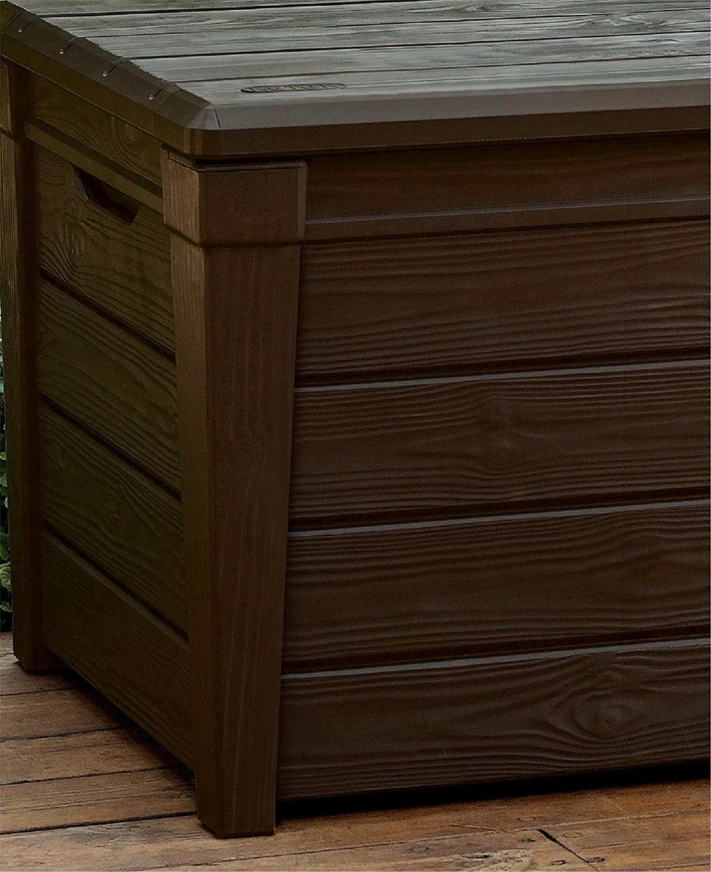Keter Caja de almacenaje Brightwood