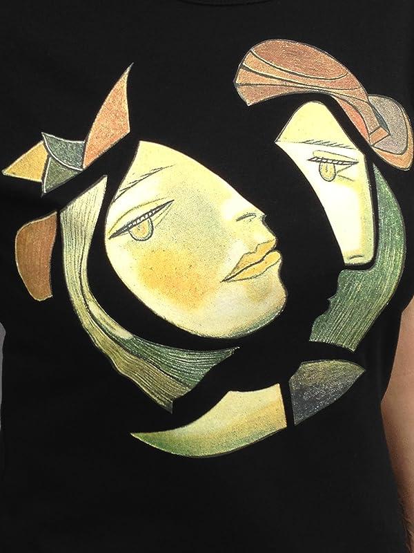 Camiseta mujer Diseño Picasso: Amazon.es: Handmade