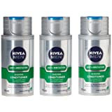 Philips Nivea for Men HS800/04 Anti-Irritation Moisturising Shaving Conditioner Balm Re-Fill Can (3 Pack)