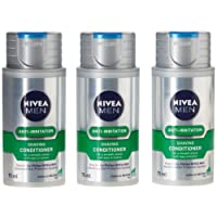Philips Lozione Nivea For Men, 3 Pezzi