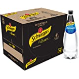 Schweppes Lemonade Soft Drink, 12 x 1.1L
