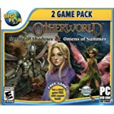 OTHERWORLD: OMENS OF SUMMER + SPRINGS OF SHADOWS Hidden Object 2 PACK DVD-ROM PC game