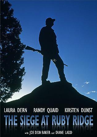 Amazon The Siege At Ruby Ridge Laura Dern Randy Quaid Roger