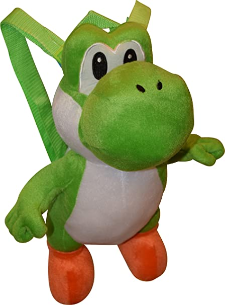 Super Mario Bros. Yoshi Plush Backpack