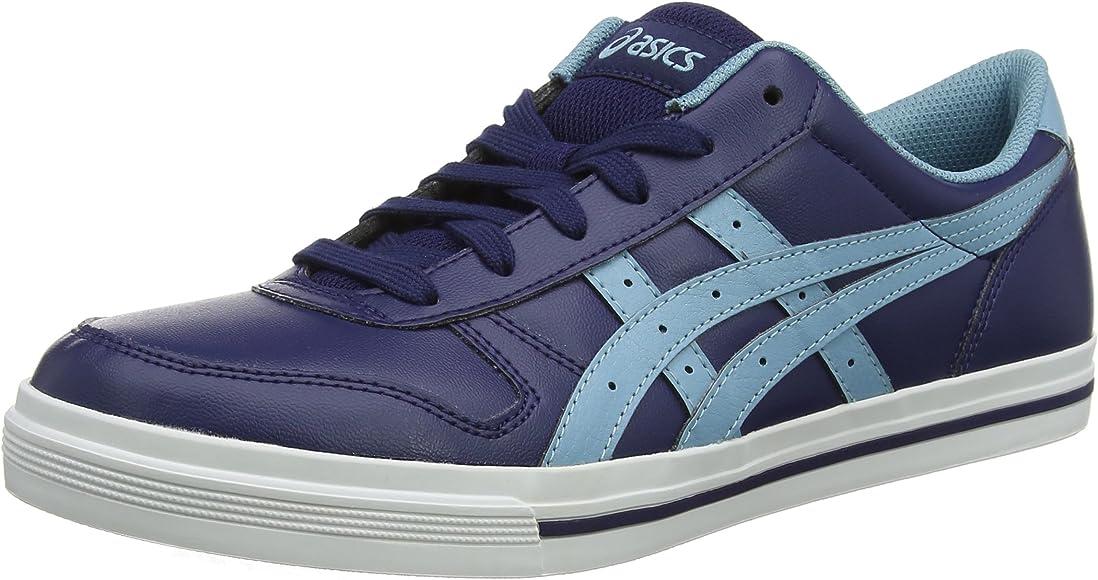 Asics Aaron, Zapatillas para Hombre, Azul (Peacoat/Gris Blue 400 ...