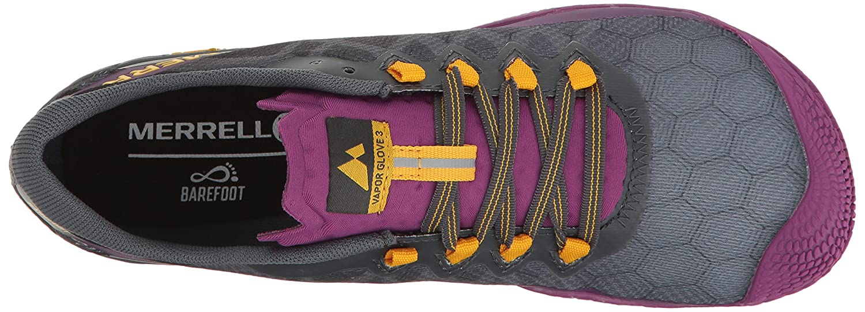 Merrell Womens Vapor Glove 3 Trail Runner VAPOR GLOVE 3-W