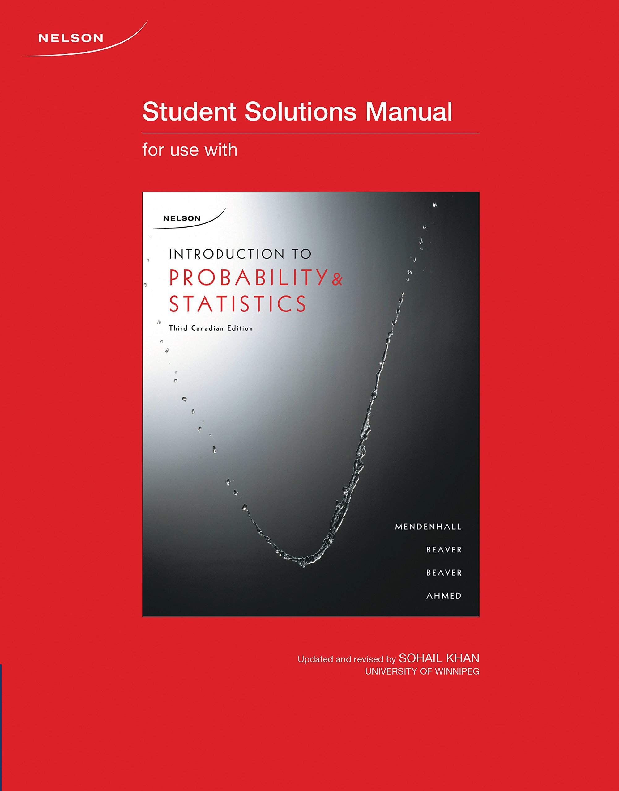 student solutions manual for introduction to probability and rh amazon com