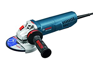 Bosch GWS13-50VSP High-Performance Angle Grinder Variable Speed with Paddle Switch, 5""