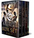 The Goddess Prophecies: Books 1-3 (The Goddess Prophecies Fantasy Series Box Set Book 1)