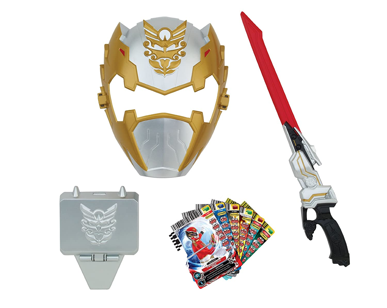 Power Rangers Megaforce Robo Knight Power Ranger Training Set ...