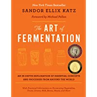 The Art of Fermentation: New York Times Bestseller