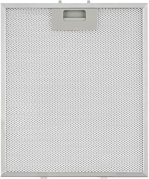 Klarstein Repuesto de filtro de grasa de aluminio 27 x 32 cm (adecuado para campanas extractoras Klarstein): Amazon.es: Hogar