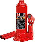 Torin T90403 Hydraulic Bottle Jack - 4 Ton