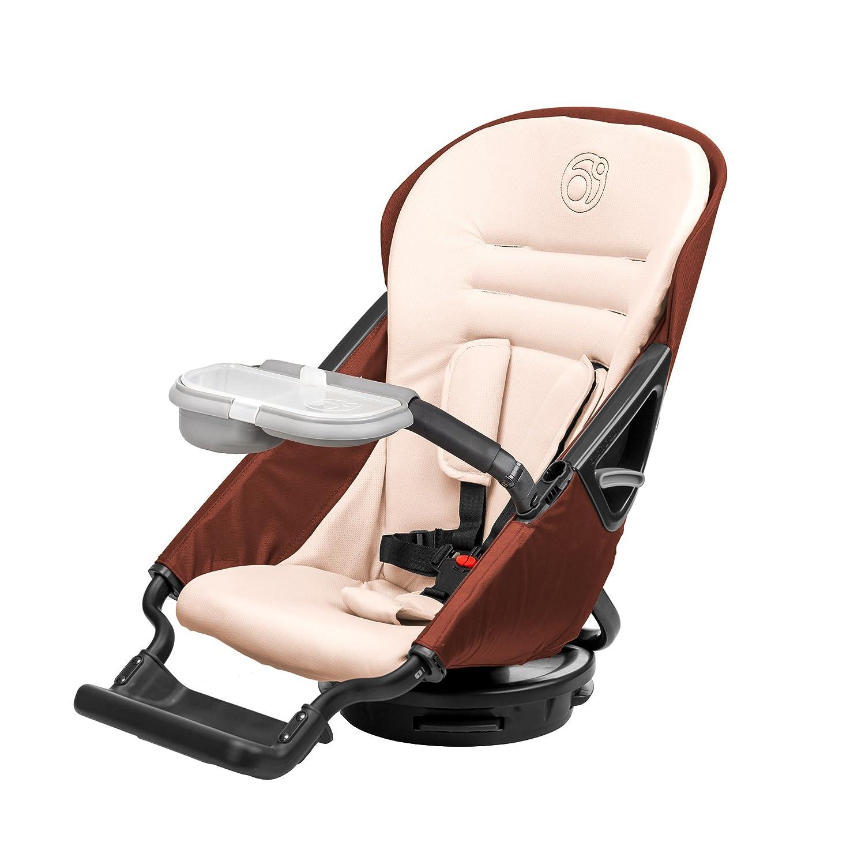 Amazon.com: Orbit Baby G3 asiento del carriola, color café ...