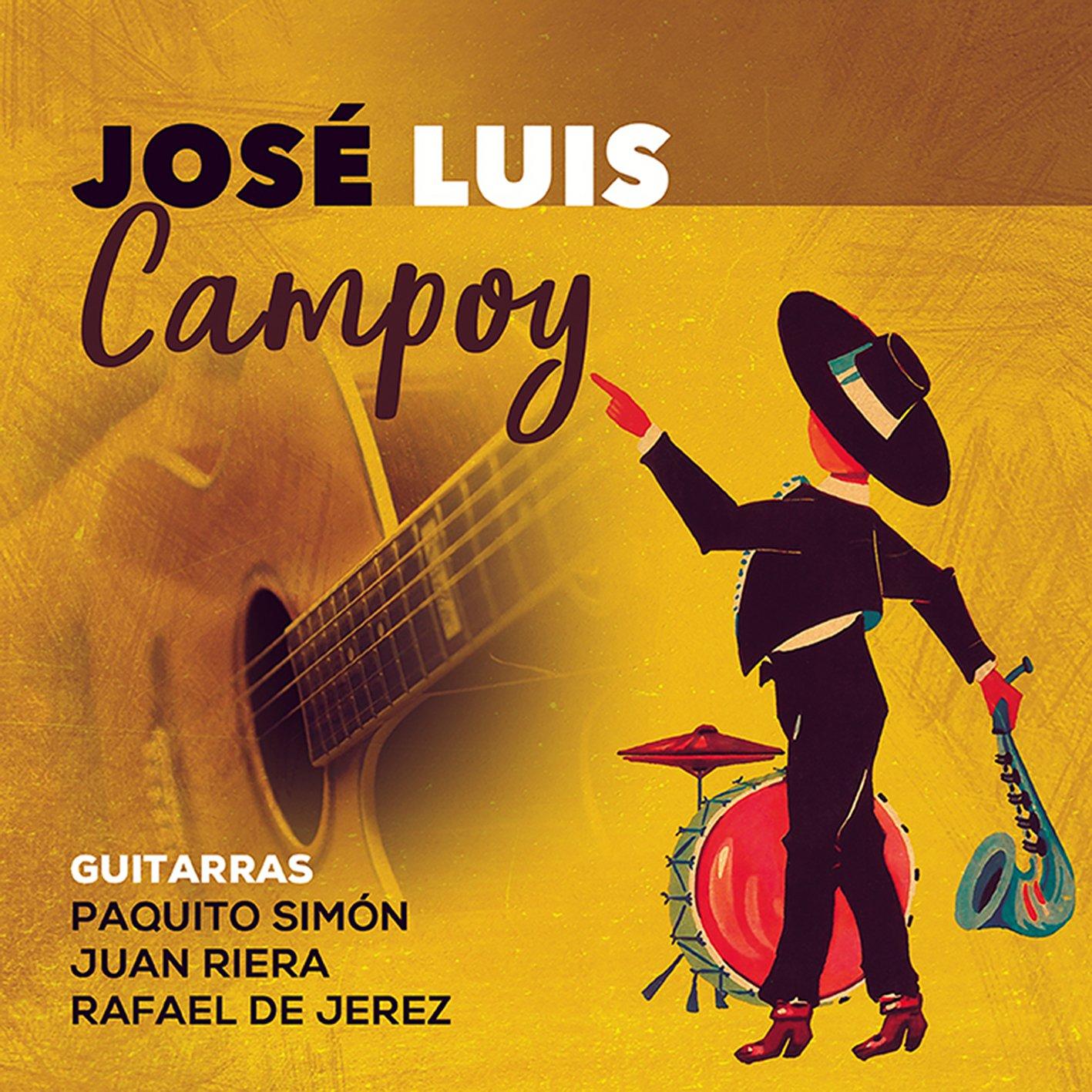 2 CDs José Luis Campoy: José Luis Campoy, Paquito Simón: Amazon.es ...