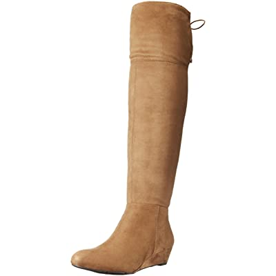 Jessica Simpson Women's Baiden Riding Boot | Knee-High