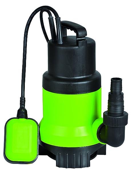Watss 612010 Bomba Sumergible para Aguas limpias (400 W), Azul