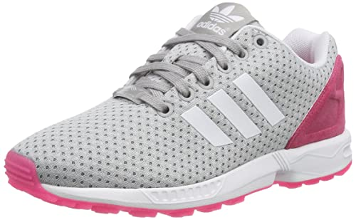 63676d746b8 ... where can i buy adidas zx flux w zapatillas para mujer color gris  blanco rosa talla