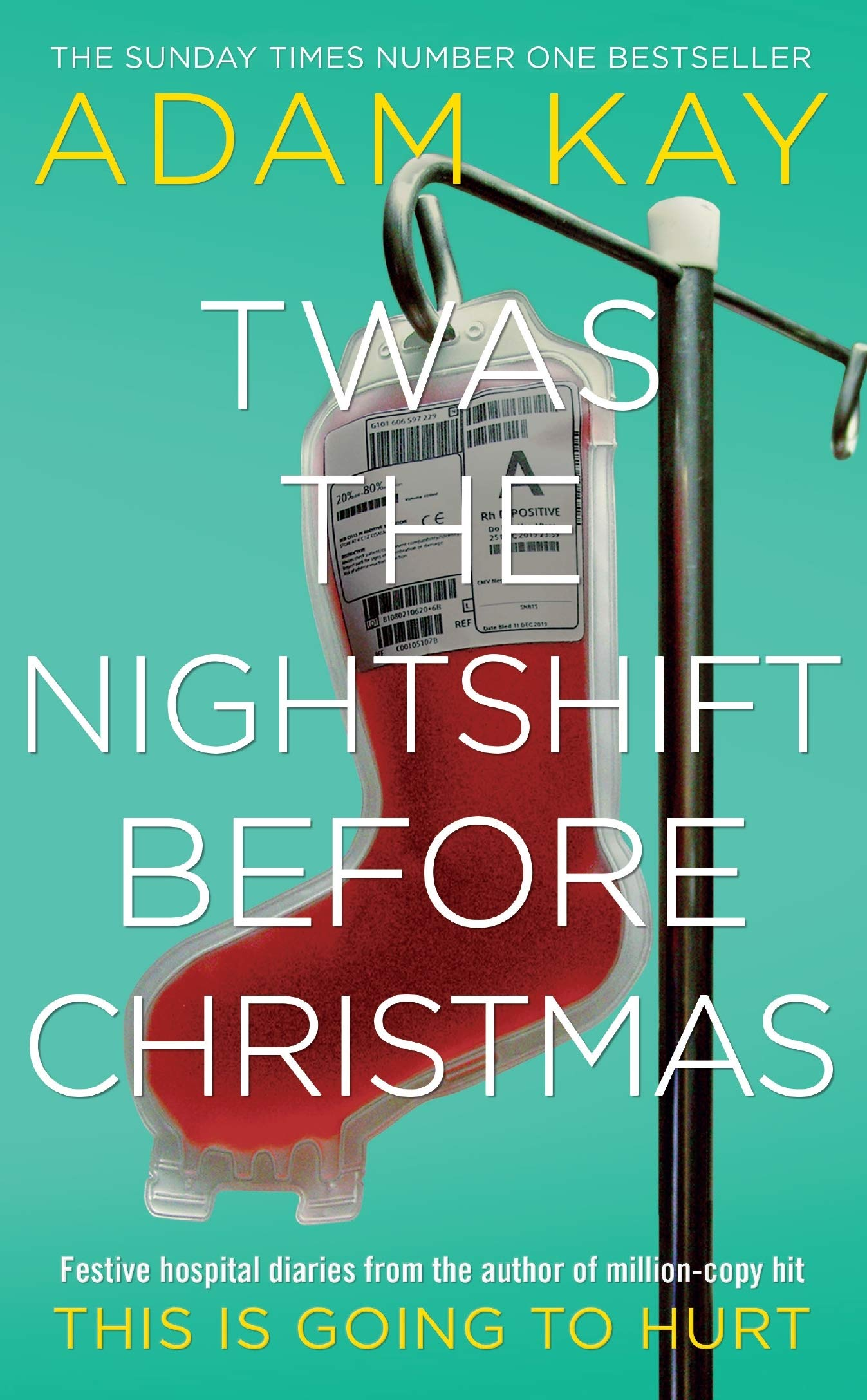 Twas The Nightshift Before Christmas: