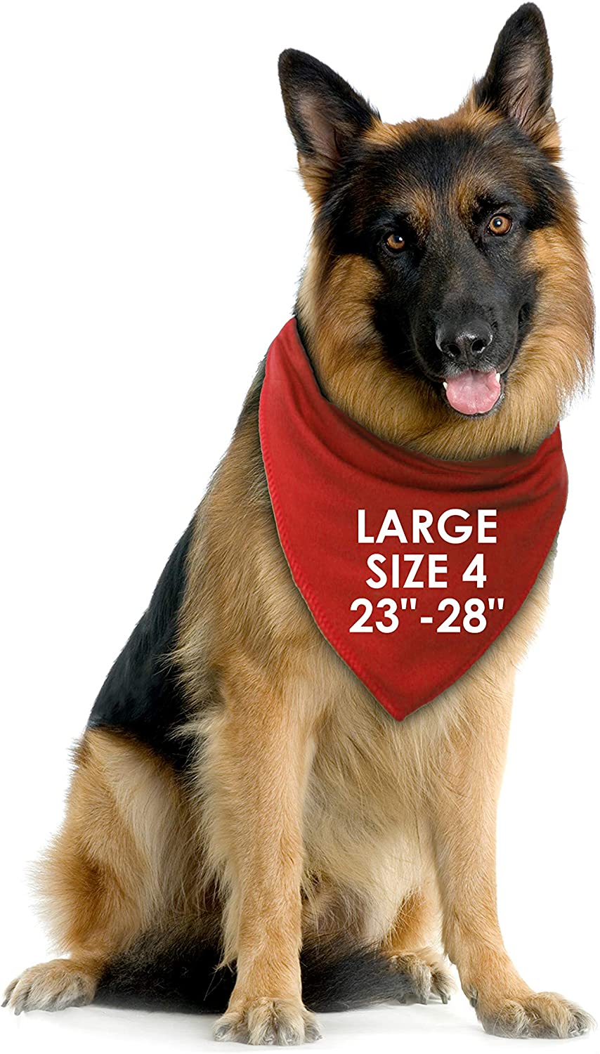 Furry Bridesmaid Cute Red Dog Bandana Wedding Day Wear For Dogs Small Dogs Terriers /& Cockerpoo S2