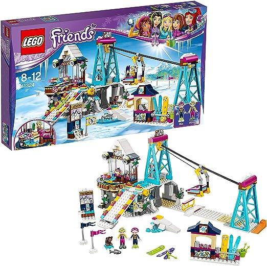 Lego Friends - Estación de esquí: Telesillas (41324)