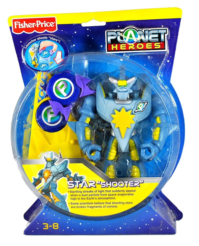Planet Heroes - Juguete Heroes (Fisher Price)