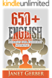650+ English Phrases for Everyday Speaking: Phrases for Beginner and Intermediate English Learners